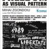 Eveniment artistic: LIBERTATEA CA ŞABLON / FREEDOM AS VISUAL PATTERN