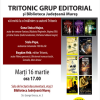 3 autori Tritonic în turneu la Târgu Mureş