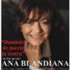 """""""Duminici de poezie în teatru"""" cu Ana Blandiana"""