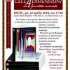 """""""Cele 4 dimensiuni ale feminităţii româneşti"""" la Bacău"""