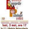 O nouă librărie la Oradea deschisă cu o carte de logopedie şi psihologie şcolară