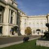 Lumini în noapte la Muzeul Naţional de Artă al României