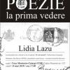 POEZIE LA PRIMA VEDERE cu poeta Lidia Lazu