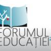 Forumul Educaţiei din România, prima ediţie (12-14 mai 2010)