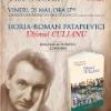 """""""Ultimul Culianu"""" de Horia-Roman Patapievici, la Humanitas Kretzulescu"""