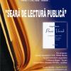 """""""Seară de lectură publică"""" la Tecuci"""