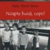 """Radu Pavel Gheo citeşte la Cluj din cel mai recent roman al său, """"Noapte bună, copii!"""""""