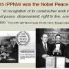 Laureatul Premiului Nobel pentru Pace, Ernesto Kahan încununat din nou