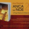 Anca Mizumschi la Târgul Naţional al Cărţii de Poezie, prima ediție