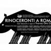 """Spectacolul """"Rinocerii la Roma"""", prezentat la Accademia di Romania"""