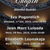 """Celebrating Chopin"" la Ateneul Român"