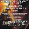 Competiţie live de interpretare muzicală la Arenele Romane