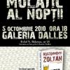 """Trupul molatic al nopţii"" de Zoltán Böszörményi"
