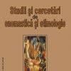"""""""Studii şi cercetări de onomastică şi etimologie"""" de Onufrie Vinţeler"""