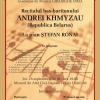 Recitalul bas-baritonului Andrei Khmyzau, alături de maestrul pianist Ştefan Ronai