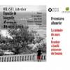 Editura ICR în librăriile bucureștene. Oraş interior, arhitectură, aristocrație