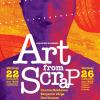 """Art from scrap"": Cosmin Florin Moldovan, Benjamin Várga şi Dan Vişovan"