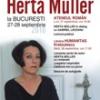 Două zile-record cu Herta Müller