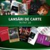 """Festivalul Naţional de Teatru, ediţia a XX-a, aduce """"Filme, Noapte Teatru = FNT"""" şi multe lansări de carte"""