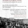 """Dezbatere: """"Multiculturalitate vs Interculturalitate în România şi în Europa de Sud-Est"""", la BCU Iaşi"""