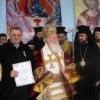 """Patriarhul României i-a acordat primarului Neculai Onţanu """"Crucea Patriarhală"""""""