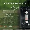 "Lansare ""Playlist"" de Mihnea Blidariu, la Cartea de nisip"