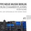 """""""Prezent şi trecut"""", cu Gruppe Neue Musik Berlin"""