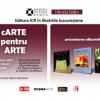 """""""cARTE pentru ARTE"""" prezintă albumele """"Marin Gherasim"""", """"Ion-Popescu Negreni"""" şi """"Vladimir Zamfirescu"""""""