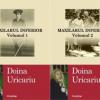 Turneu de lansări Doina Uricariu