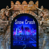 """Snow Crash"" de Neal Stephenson"
