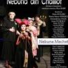 """Dana DOGARU, Ileana Stana IONESCU, Alexandrina HALIC şi Irina PETRESCU în spectacolul """"Nebuna din Chaillot"""""""