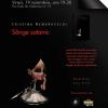 """Lansare de carte: """"Sânge satanic"""" de Cristina Nemerovschi"""