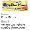 """""""No14 Plus Minus. Contemporary Music Journal"""", ediţie de sărbători"""
