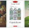 """Trei titluri noi în colecţia """"Biblioteca Polirom"""": """"Învierea"""" de Lev Tolstoi, """"O gură de aer"""" de George Orwell şi """"Amorul conjugal"""" de Alberto Moravia"""