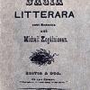 """A apărut primul număr al revistei """"Dacia Literară"""", pe anul 2011"""