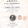 """""""Aminta"""" de Torquato Tasso: """"Este teatrul imaginea societăţii care îl creează?"""""""