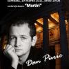 """Conferinţă despre """"Martiri"""", susţinută de Dan Puric, pe scena Ateneului Român"""