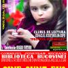 """Clubul de Lectură pentru Copii """"Prinţul Fermecat"""" şi Cenaclul Scriitorilor – Copii, ediţia a XIV-a"""