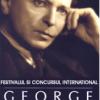 """Festivalul internaţional """"George Enescu"""", ediţie jubiliară"""