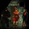 """Opereta pentru copii """"Cocoşelul neascultător"""", pe scena Teatrului Naţional """"Ion Dacian"""""""