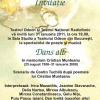 """""""Dans alb"""", un spectacol de poezie şi muzică, la Teatrul Odeon"""