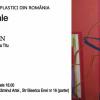 """Vernisajul expoziţiei """"Identităţi formale"""" a artistului Marius Burhan, la Centrul Artelor Vizuale din Bucureşti"""