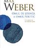 """""""Omul de ştiinţă şi omul politic"""" de Max Weber"""