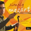 """""""Simply Mozart by Alexandru Tomescu"""", cea mai recentă apariţie discografică a Editurii Casa Radio"""