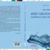 """Actriţa Gina Călinoiu lansează """"Jerzy Grotowski – metafizica artei actorului"""", la Târgul de Carte Gaudeamus, în Craiova"""