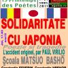 """Solidaritate cu Japonia"", la Biblioteca Bucovinei din Suceava"