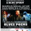 """""""Blues Poems. O felie de Poezie"""", de Ziua Mondială a Poeziei, la Târgu-Jiu"""