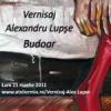 """Pictorul Alexandru Lupșe prezintă """"Budoar"""", o expoziţie şi un vernisaj on-line"""