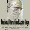 Festivalul Internaţional Lucian Blaga – 50 de ani de posteritate blagiană, la cea de-a XXI-a ediţie