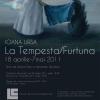 """Artistul vizual Ioana Ursa expune """"La Tempesta/ The Tempest/ Furtuna"""", la Centrul de Artă Contemporană LC Foundation"""